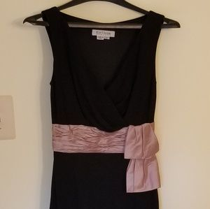 Kay Unger Black Dress